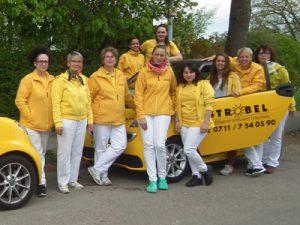 Pflegeteam Pflegedienst Strobel