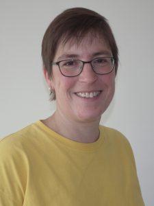 Hauswirtschaftliche Leitung Frau Blüm-Lenkl