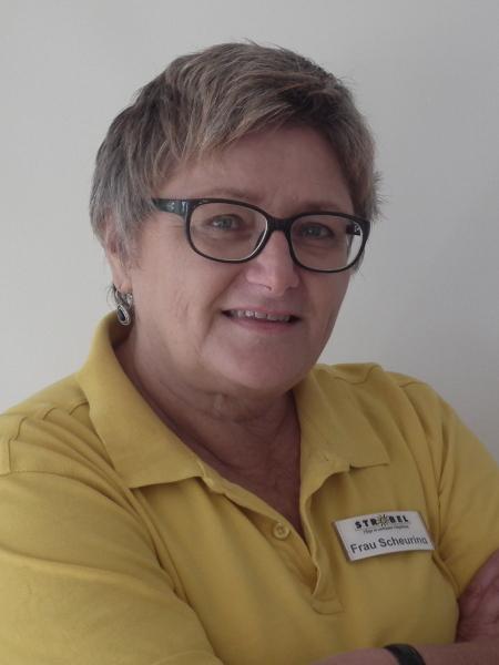 Frau Scheuring