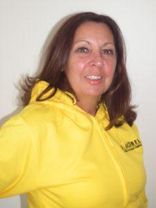 Pflegedienstleitung Pia Strobel