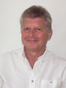 Geschäftsführer Ulrich Strobel