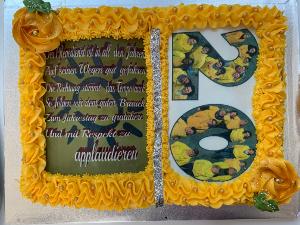 Jubiläumstorte 20 Jahre (Vorschaubild)